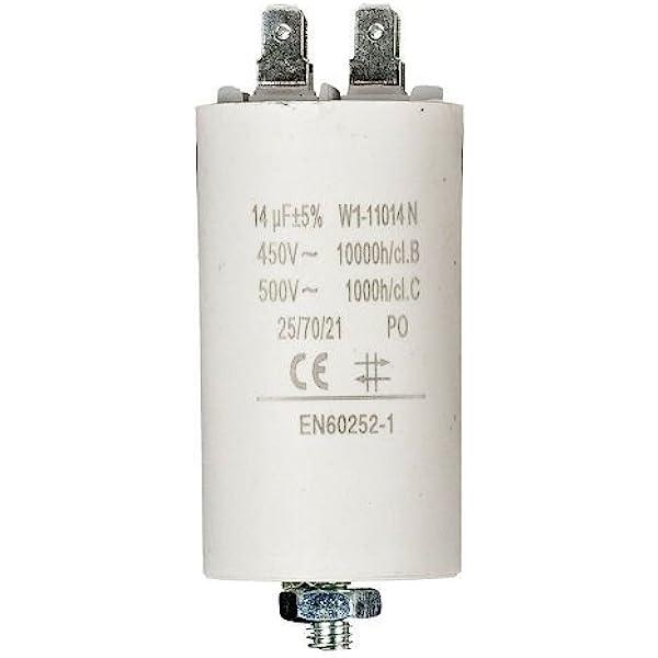 Fixapart W1-11025N, Cebador, 450 V , Blanco: Amazon.es ...
