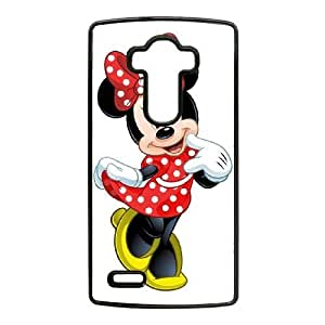 LG G4 phone case Black Disney Mickey Mouse Minnie Mouse PPKJ5888516