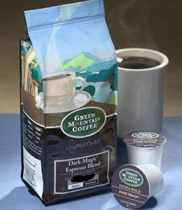 Green Mountain Coffee Roasters Murk Magic 12 ounce bag (Whole Bean)