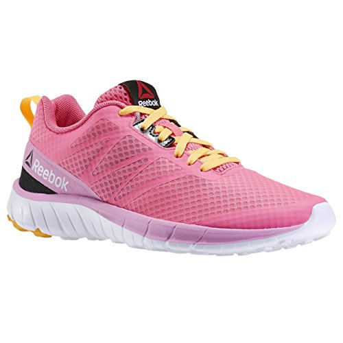 White Shoes Solar Girls soquick Pink Pink Black Blk Reebok Gold Solar Pink Sport Icon Wht Yellow xRpnw1Y