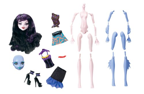 Monster Custom High (Monster High Create-A-Monster Vampire and Sea Monster Starter)