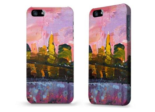 """Hülle / Case / Cover für iPhone 5 und 5s - """"Brooklyn Rose"""" von Tom Christopher"""