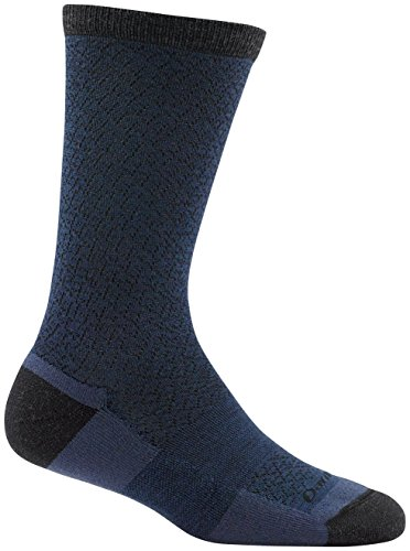 Darn Tough Vermont Womens Lattice Crew Light Cushion Hiking Socks