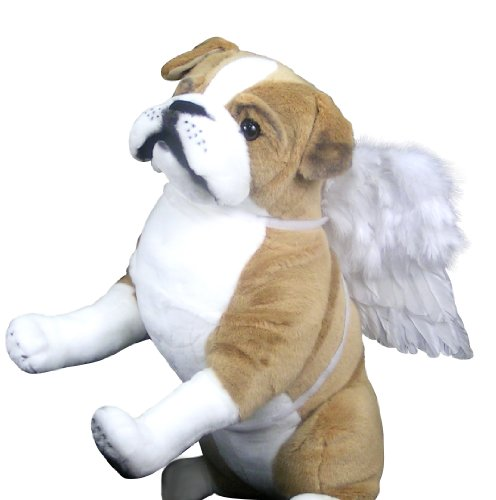 FashionWings (TM) White Costume Feather Angel Wings for Pets: Dogs/Cats. (Cat Dog Halloween)