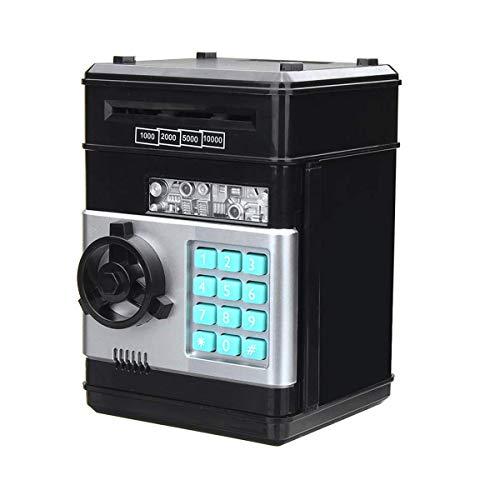 Caja Fuerte de Seguridad de Dinero con contraseña Multi-botón número electrónico Banco para niños Hijos para Regalos de...