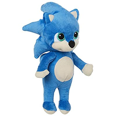 Sonic The Hedgehog 8.5 Inch Baby Sonic Plush: Toys & Games