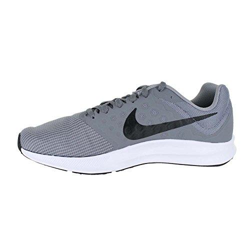 Ginnastica 009 Basse stealth cool Grey black Multicolore Downshifter Scarpe Uomo 7 white Nike Da wXAOIOg