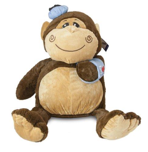 - Feel Better Soon Jumbo Plush Monkey Jojo