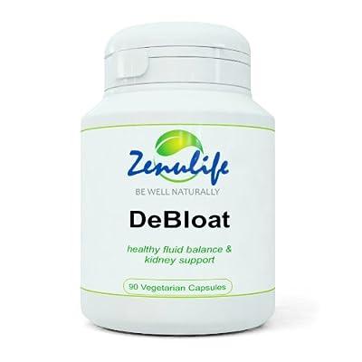 DeBloat Natural Diuretic Water Retention Remedy 90 Capsules
