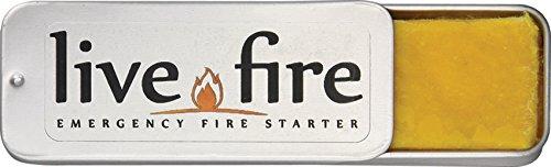 Live Fire LF01 Kit di Sopravvivenza,Unisex - Adultos,, tamaño Live Fire Gear LFO