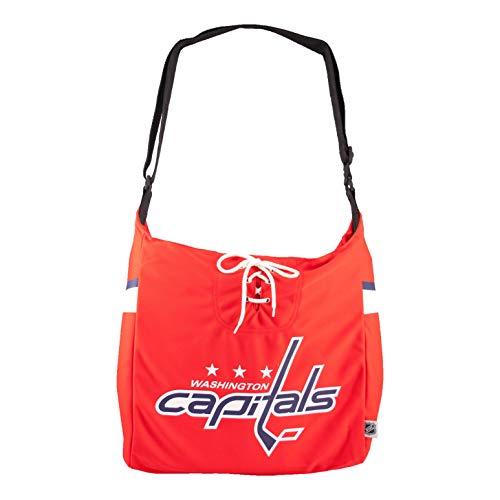 - NHL Washington Capitals Jersey Tote