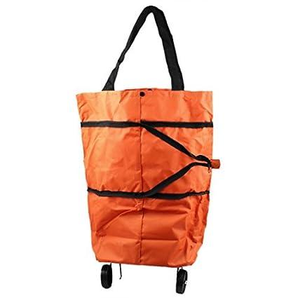 Amazon.com : eDealMax Tela de compras bolso de la carretilla ...