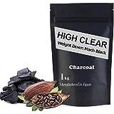 【国産伊那赤松炭入り】 ウェイトダウンマッハ 1kg ブラックココア風味 HIGH CLEAR(ハイクリアー)