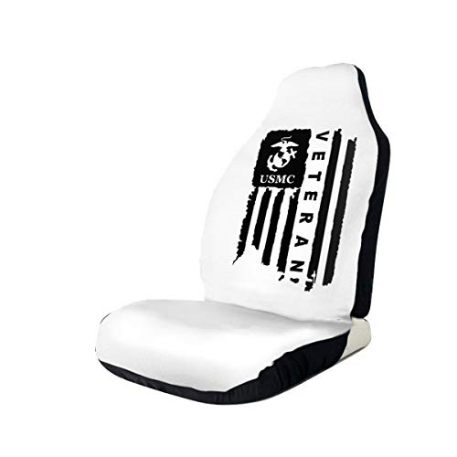 marine corps car seat covers - 5