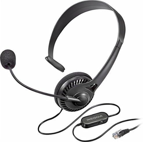 Landline Phone Hands-Free Headset Insignia