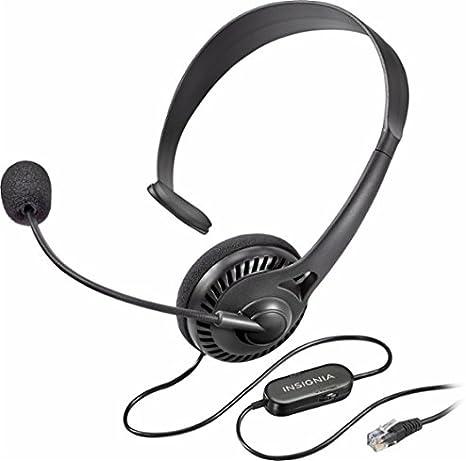 hands free headset for landline phone