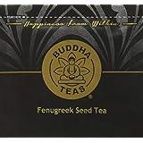 Organic Fenugreek Seed Tea - Kosher, Caffeine-Free, GMO-Free - 18 Bleach-Free Tea Bags