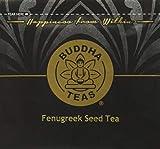 Organic Fenugreek Seed Tea - 18 Bleach-Free Tea Bags - Caffeine-Free Tea with a Rich, Earthy Taste, Natural Source of Vitamins, Minerals, and Antioxidants, Kosher, GMO-Free