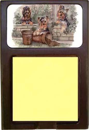 Yorkshire Terrier Sticky Note Holder ()