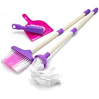 8 Piece Lollipop RONA-PN-2361237 Moms Big Helper Super Cleaning Set