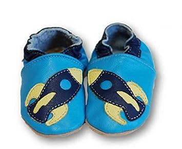 9-24Mon. Neu Baby Hausschuhe Krabbelschuhe ABS Babyschuhe Antirutsch Gr.19--23