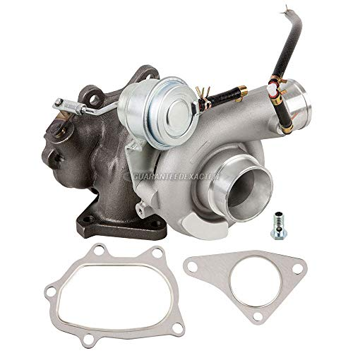 Turbo Turbocharger & Gaskets For Subaru Impreza WRX Forester XT Baja Saab 9-2x Aero Replaces Mitsubishi TD04L-13T - BuyAutoParts 40-80123IK - Turbo Impreza Subaru Wrx
