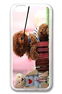 iPhone 6 Cases, Personalized Protective Case for New iPhone 6 Soft TPU Clear Edge Cute Tidy