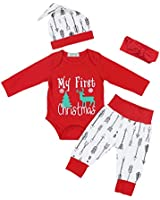 Woaills Hot Sale!!0-24M Baby Girls Boys Outfits...