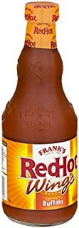 product image for Frank's Redhot Wing Sauce 12 oz. (12 count)