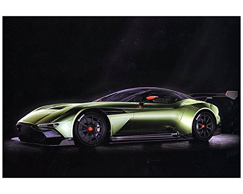 Aston Martin Factory - 2015 Aston Martin Vulcan Factory Photo