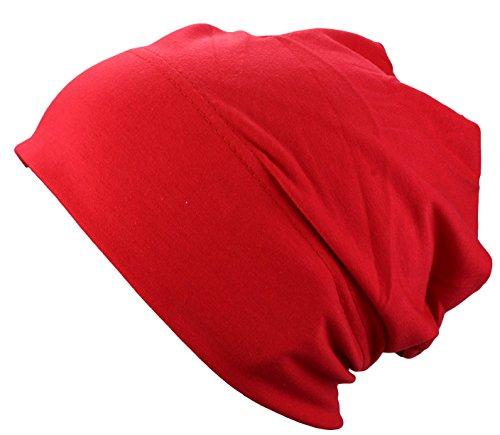 colores Lungo dos tonos de Jersey y Gorra Claro in XL Rojo diferentes reversible C1Yvwfxq