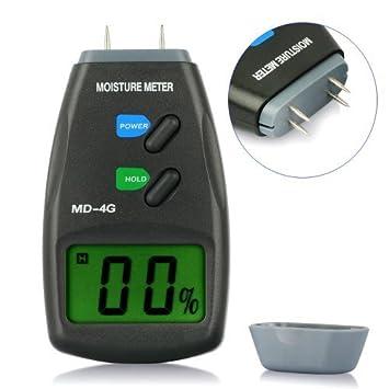 MD Proster 4 G MD la humedad medidor Detector de humedad de madera con 4 pin