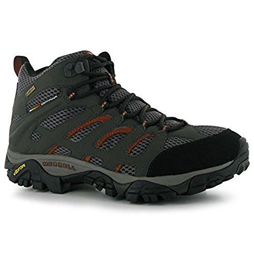 Merrell Moab Mid GTX Herren Wanderstiefel Wanderschuhe Trekking Boots Stiefel Mehrfarbig 11