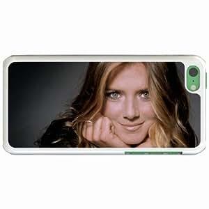 Apple iPhone 5C Case Personalized Daniela Hantuchova 407 Sports White