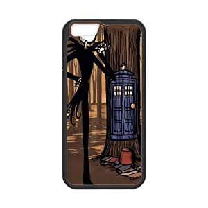 Custom High Quality WUCHAOGUI Phone case Doctor Who - Police Box Pattern Protective Case For Apple iphone 5C,