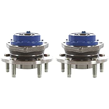 Prime Choice Auto Parts HB613123PR Front Hub Bearing Assembly Pair