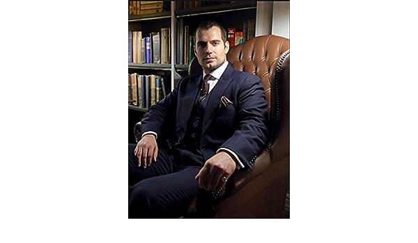 HGVFR Cuadro De Lienzo Actor Británico Henry Cavill Cartel De ...