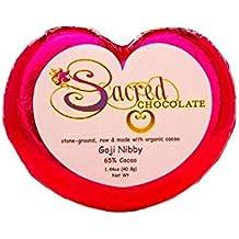 Sacred Chocolate Gogi Nibby Chocolate 1.44 Oz (11 Pack)