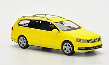 Herpa H0 1:87 Volkswagen VW Passat Variant dunkelgrau Modellauto Kunststoff
