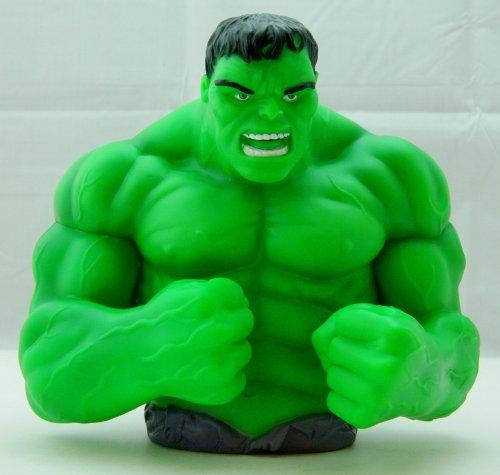 Marvel Bust Bank Hulk Action Figures 67374