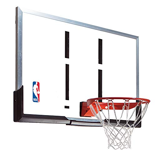 Spalding 54-Inch Backboard and Rim Combo with Acrylic Backboard (Spalding 44 Portable Basketball System Assembly Instructions)