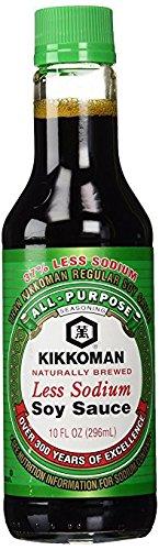 Kikkoman Light Soy Sauce, 10 Ounce