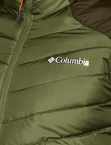 Explorer Homme Veste Columbia Peatmoss Mosstone Horizon Jacket 60q08w