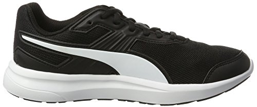 Escaper Adulte puma Puma Mixte Mesh Basses Noir White Black Sneakers puma pwXSandqO