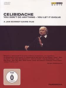 Celibidache: You Don't Do Anything, You Let It Evolve [Import]