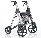 Access Active Designer Deluxe rollator, Ultra- lightweight Walker 4 wheel + Accessories