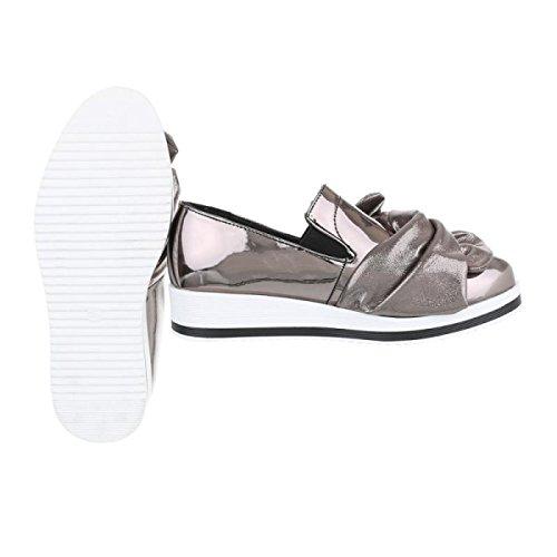 Woman Mujer cordones Cingant zapatos con 71d1Paq