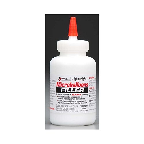 (Top Flite Microballoons Filler, 8-Ounce )