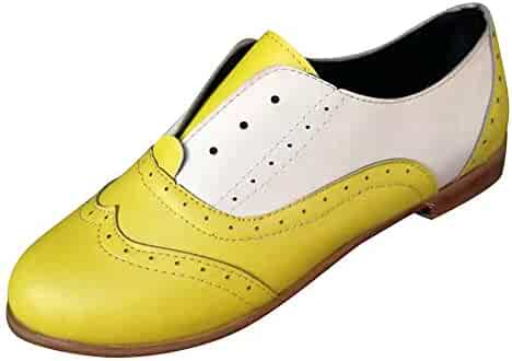 198fffbc29a23 Shopping Yellow or Ivory - Shoes - Women - Clothing, Shoes & Jewelry ...
