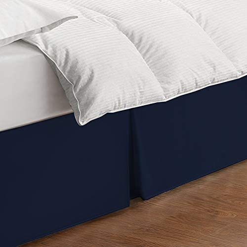 Bed Maker's Tailored Wrap-Around Bedskirt Never Lift Your Mattress Classic 14